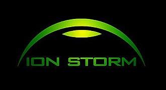 Ion Storm - Image: Ion storm logo