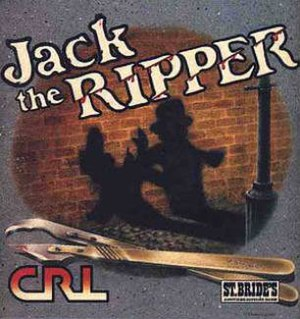 Jack the Ripper (1987 video game) - Image: Jack the Ripper Cover