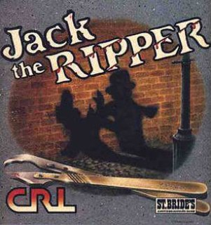 <i>Jack the Ripper</i> (1987 video game) 1987 video game