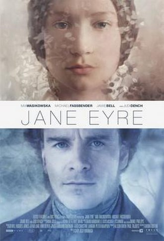 Jane Eyre (2011 film) - British cinema poster