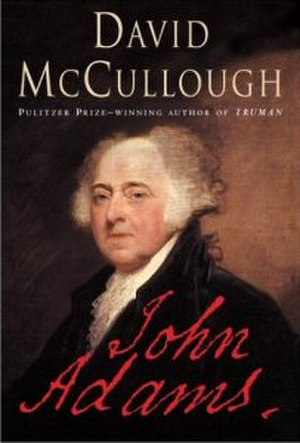 John Adams (book) - The Cover of John Adams