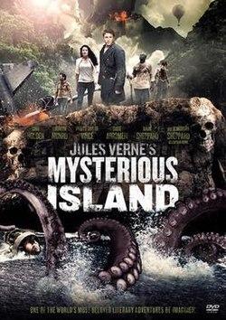 La Mysterious Island.jpg de Jules Verne 2012 filmo)