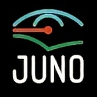 Juno Online Services - The earliest Juno logo, circa 1996, the year the company was founded.