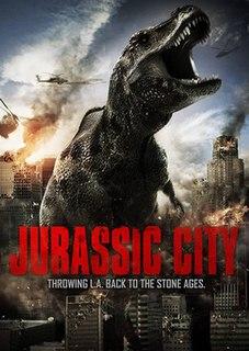 <i>Jurassic City</i> 2015 American film