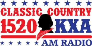 KKXA - Image: KKXA AM radio logo