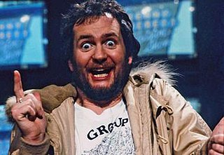 Kenny Everett British comedian and broadcaster