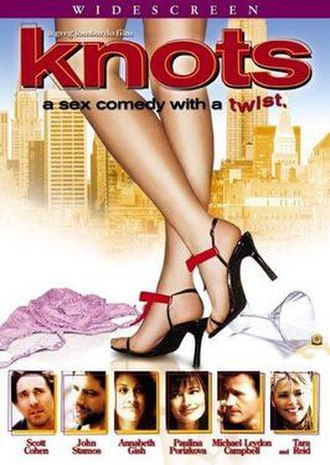Knots (film) - DVD cover for Knots.