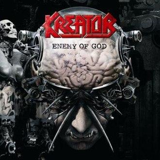 Enemy of God (album) - Image: Kreator Enemy of God