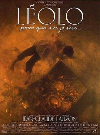 Léolo - Image: Léolo poster