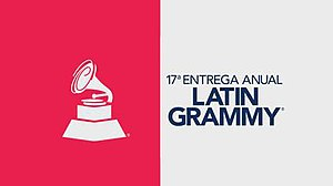 17th Annual Latin Grammy Awards - Image: Latin Grammy Awards 2016