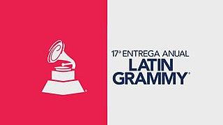 17th Annual Latin Grammy Awards award