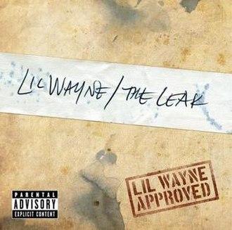 The Leak - Image: Lil wayne leak pic