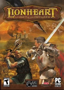 Lionheart: Legacy of the Crusader - Wikipedia