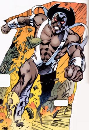 Living Monolith - Image: Living Monolith (Marvel character)