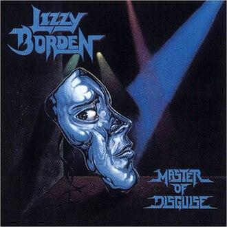 Master of Disguise (Lizzy Borden album) - Image: Lizzy Borden Master of Disguise