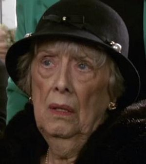 Lydia Simmonds - Margaret Tyzack as Lydia Simmonds