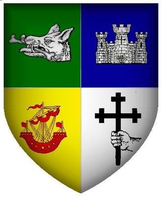 Clan Mackinnon - Image: Mac Kinnon Arms