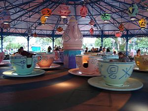 Mad Tea Party - Mad Tea Party at Magic Kingdom