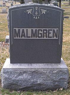 Malmgren Surname list