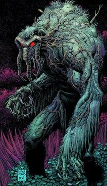 Man-Thing Marvel Comics character