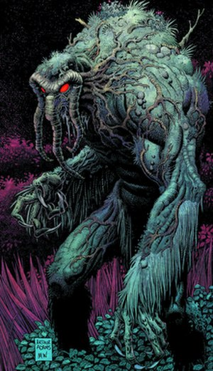 Man-Thing - Image: Man Thing