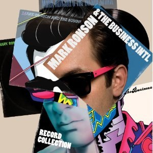 Record Collection (album) - Image: Mark Ronson Record Collection