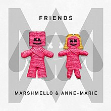 Friends (Marshmello and Anne-Marie song) - Wikipedia