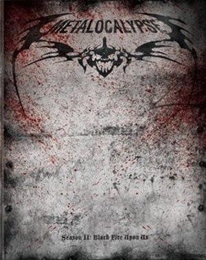 Metalocalypse (season 2) - Image: Metal Season 2