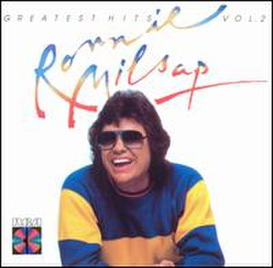 Greatest Hits, Vol. 2 (Ronnie Milsap album) - Image: Milsap Greatest Hits 2
