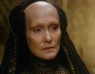 Gaius Helen Mohiam - Siân Phillips as Mohiam in Dune (1984)