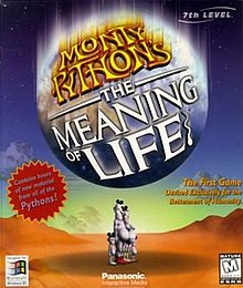Monty Python's The Meaning of Life (video game) - Wikipedia