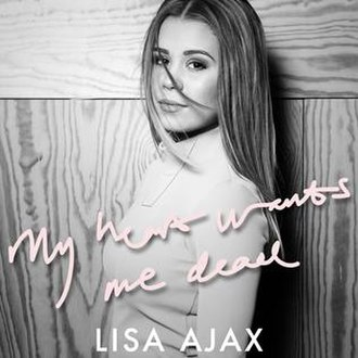 Lisa Ajax — My Heart Wants Me Dead (studio acapella)