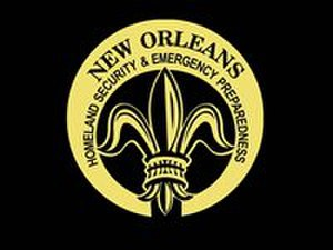 New Orleans Office of Homeland Security & Emergency Preparedness - Image: NOHSEP Logo