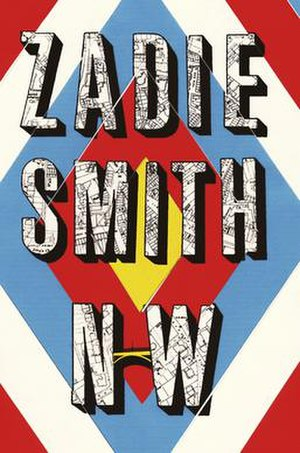 NW (novel) - First UK edition cover