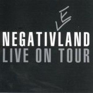 Negativ(e)land: Live on Tour - Image: Negativland Live! EP Cover