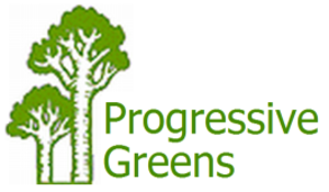 Progressive Green Party (New Zealand) - Image: New Zealand Progressive Greens Logo