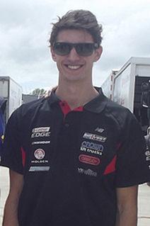 Nick Percat Australian racing driver