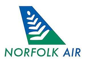 Norfolk Air - Image: Norfolk air
