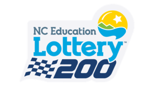 North Carolina Education Lottery 200 (Charlotte) - Image: North Carolina Education Lottery 200 race logo