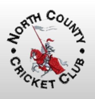 North County Cricket Club - Image: North County Cricket Club badge