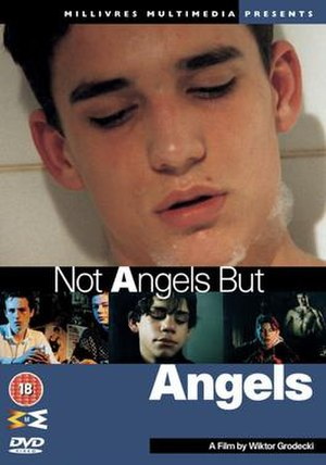 Not Angels But Angels - Image: Not angels but angels