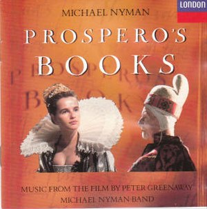 Prospero's Books - Image: Nymanprosperosbooks