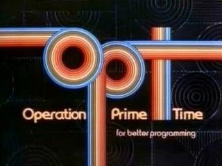 Operation Prime Time Television programming provider