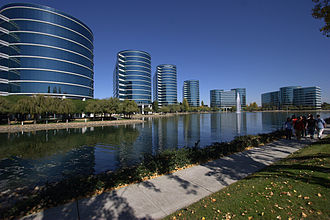 Redwood Shores, California - Oracle headquarters