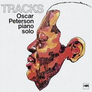 Tracks (Oscar Peterson album) - Image: Oscar Tracks