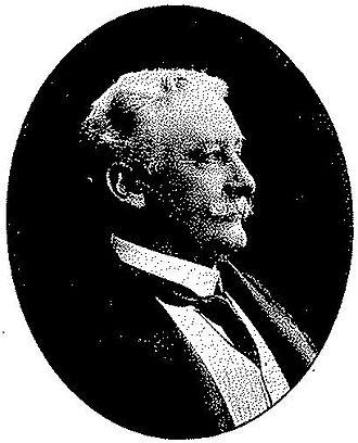 Sir Osmond Williams, 1st Baronet - Osmond Williams MP, circa 1905.
