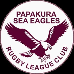 Papakura Sea Eagles - Image: Papakura League