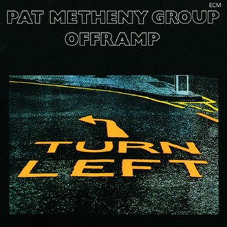 Offramp (album) - Image: Pat Metheny Group Offramp (album cover)