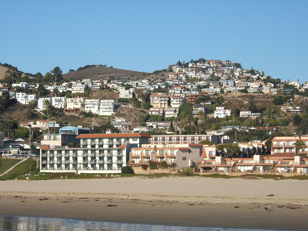 Hotels In Pismo Area