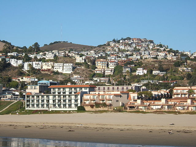 Pismo Beach Hotels With Jacuzzi In Room